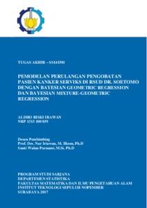 Pemodelan Perulangan Pengobatan Pasien Kanker Serviks di RSUD Dr ...